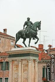 Equestrian Monument to Bartolomeo Colleoni