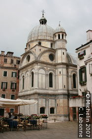 Church of Santa Maria dei Miracoli