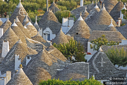 Quarter of the Trulli