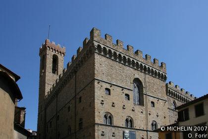Palazzo del Podestà and Bargello National Museum