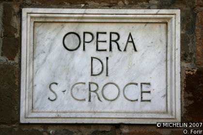 Cloisters of Santa Croce: Pazzi Chapel and Museum