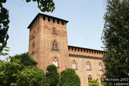 Castello Visconteo - City museum of Pavia