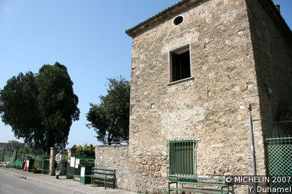 Basilica of Pæstum