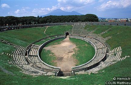 Amphitheatre and Palestrea