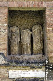 Necropolis of the Porta di Nocera