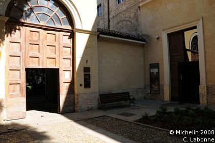 Camera del Corregio (Correggio room)