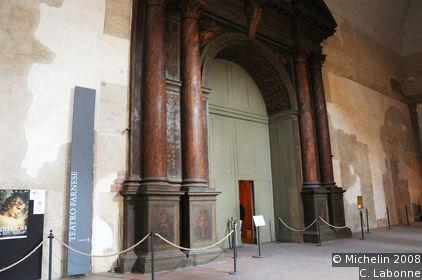 Teatro Farnese (Farnese theatre)