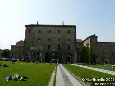 Palazzo della Pilotta (Palace of Pelota)