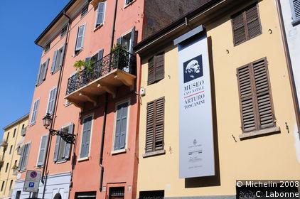 Casa Toscanini (Toscanini House)