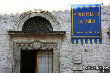 Collegio del Cambio (Moneychangers College)