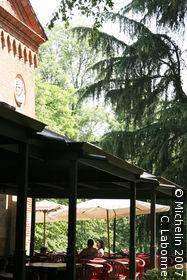 Park of the Villa Royale