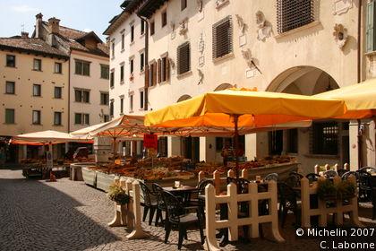 Piazza del Mercato (Market Square)