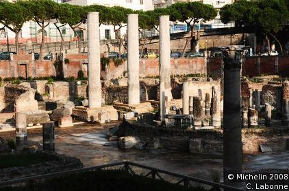 Temple of Serapis (Tempio di Serapide)