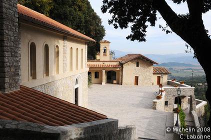 Saint Francis' convent (Couvent Saint-François)