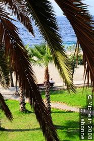 Lungomare (Promenade alongside the sea)