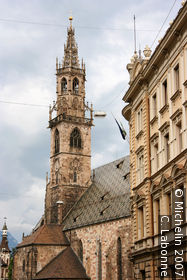 Bolzano Duomo