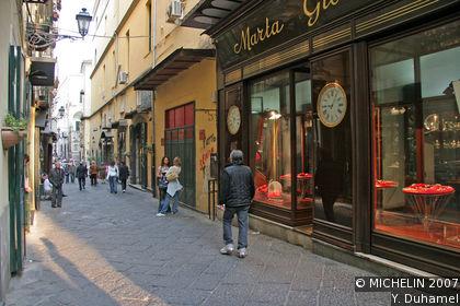 Via Mercanti (Merchants Street)