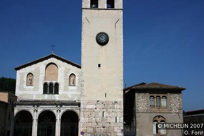 S. Gregorio Maggiore (Church of St Gregory Major)