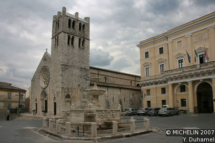 Church of St Mary Major (Santa Maria Maggiore)