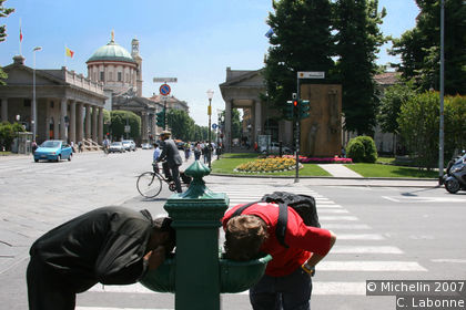 Piazza Matteotti (Matteotti Square)