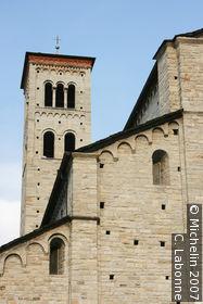 S. Abbondio (Basilique Saint-Abbondio)