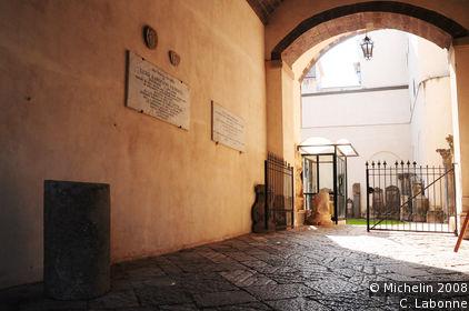 Museo Campano (Musée de la Campanie)