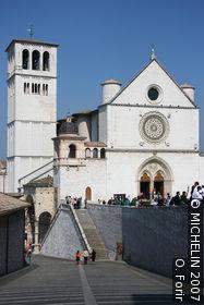 Saint-Françis' basilica