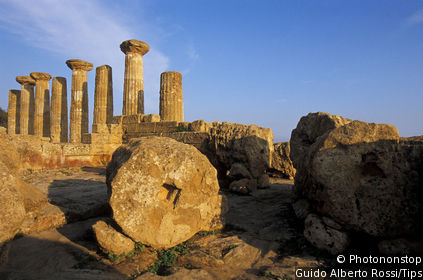 Hercules' temple (Tempio di Eracle)