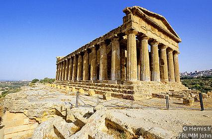 Greco-Roman quarter (areae ellenistico-romano)
