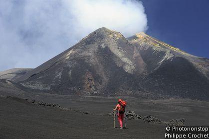 Ascencione dell'Etna