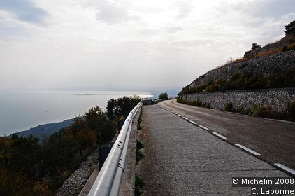 A scenic route