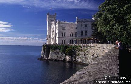 Castello e giardino di Miramare