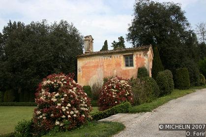 Giardini della Villa Reale