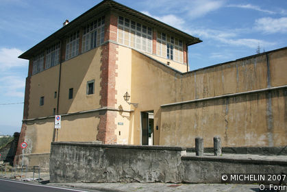 """Villa Medicea """"Ambra"""" di Poggio a Caiano"""