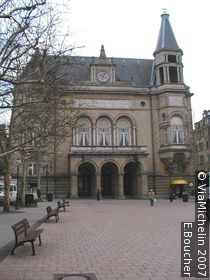 Place d'Armes of Luxembourg