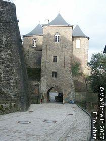 Porte des Trois Tours