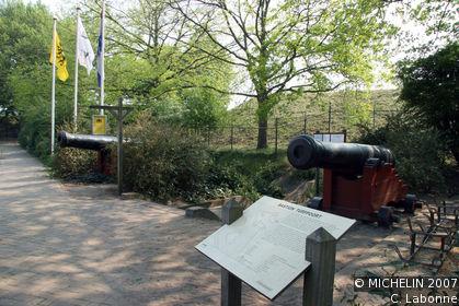 Nederlands VVestingmuseum (Dutch Fortress Museum)