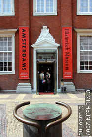Historical Museum of Amsterdam