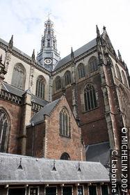 Grote of St.-Bavokerk