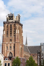 Grote of O.L. The Vrouwekerk