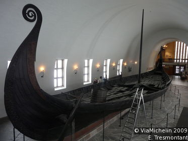 Museum of Viking Vessels