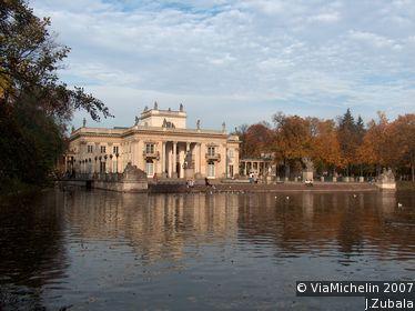 Lazienski Palace