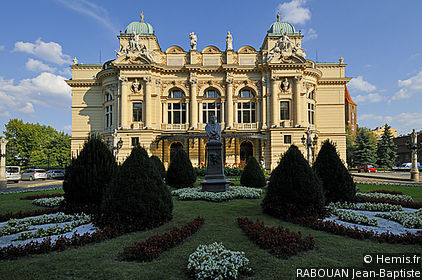 Teatr im Juliusza Slowackiego (Theatre)