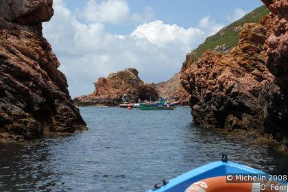 Berlenga Island Boat Trip