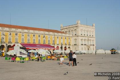 Praça do Comércio (or Terreiro do Paço)