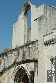 Church do Carmo (Archeology Museum)