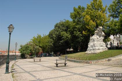 Belvedere of Alto de Santa Catarina