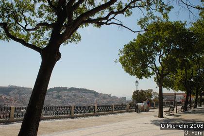 São Pedro de Alcântara viewpoint
