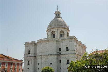 Santa Engrácia church - Panteão Nacional