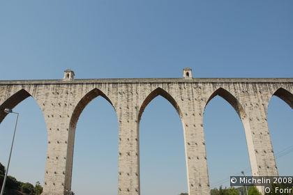 Aqueduct of Águas Livres